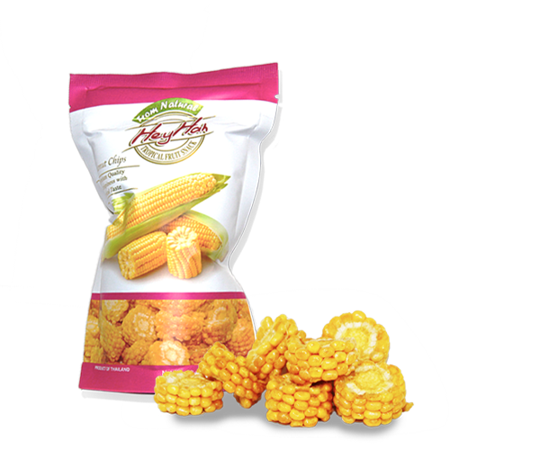 SWEET CORN CHIPS