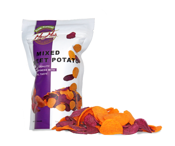 MIXED SWEET POTATO CHIPS